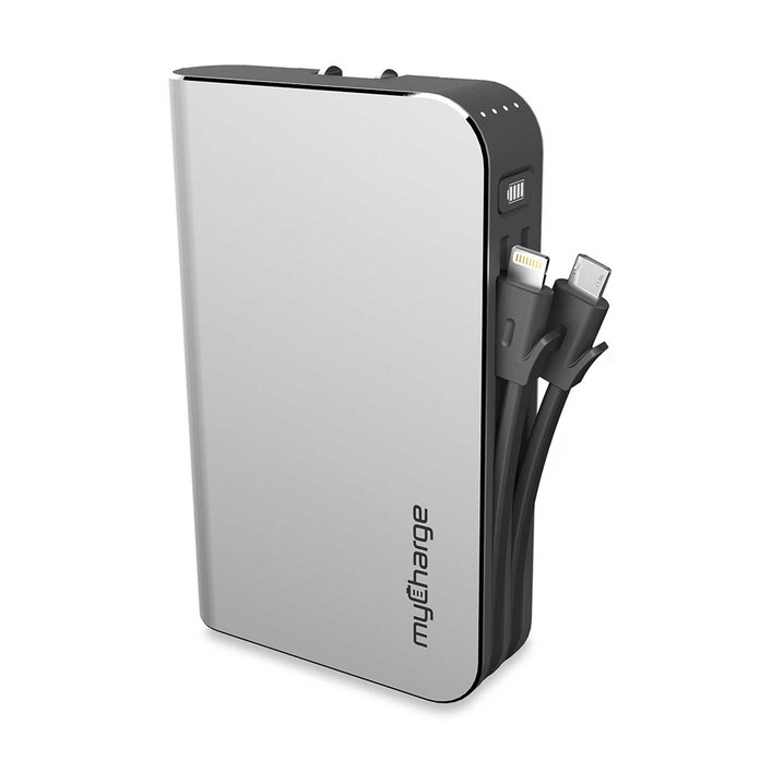 MuCharge HubMax portable charger