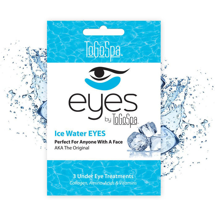 Eyes To Go Spa eye pads