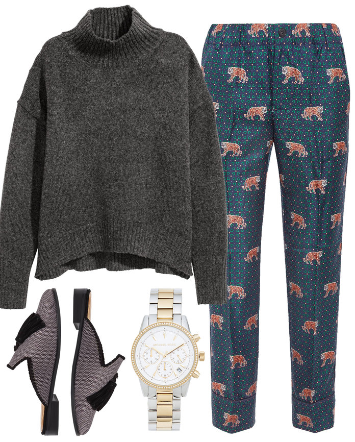 Thanksgiving Outfit Ideas At Home