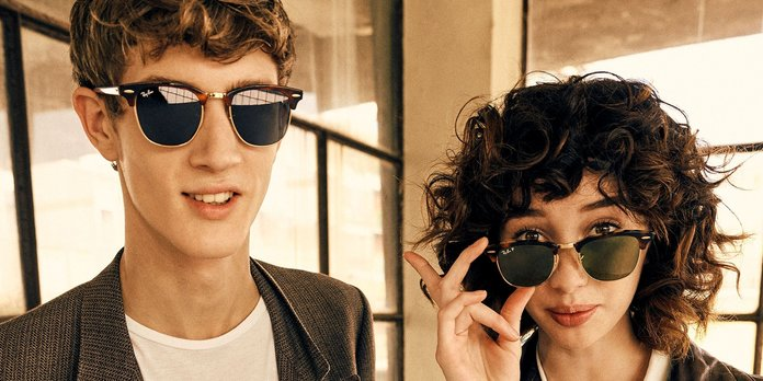 Ray-Ban Have Remade These Iconic '80s Shades...