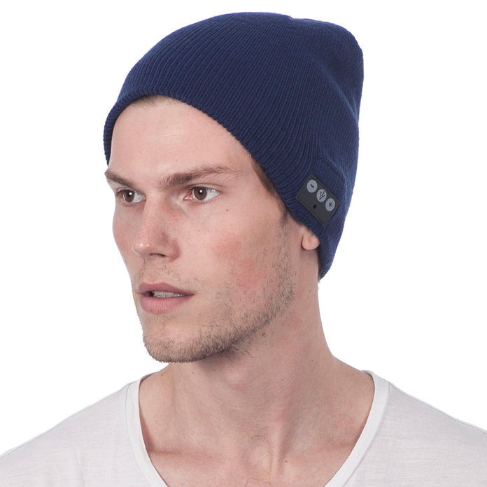 Bluetooth Beanie with Headphones by 1 Voice