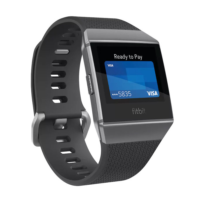 <p>Fitbit Ionic Watch</p>