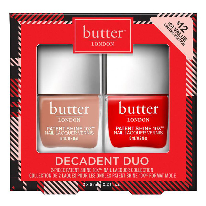 $15 and Under: Butter London Decadent Duo