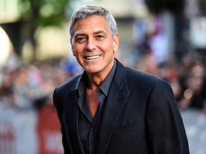 When George Clooney gave 14 of his friends $1 million each