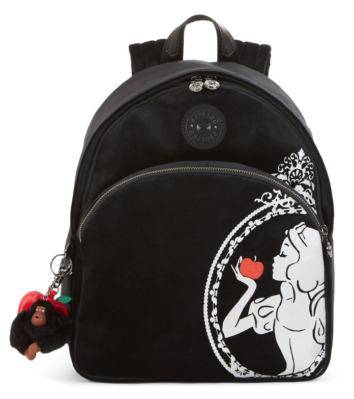 <p>Disney's Snow White Paola Velvet Small Backpack</p>