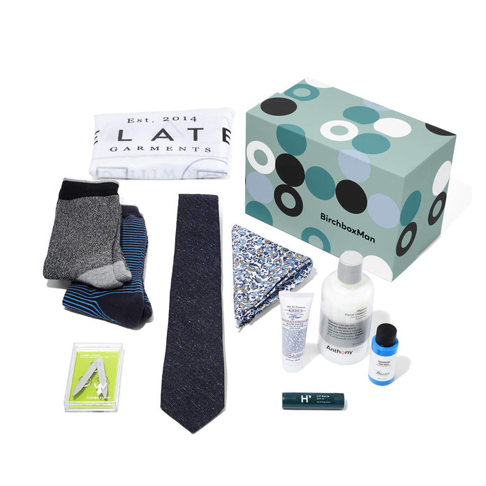 BirchboxMan Limited Edition: The New Gentleman
