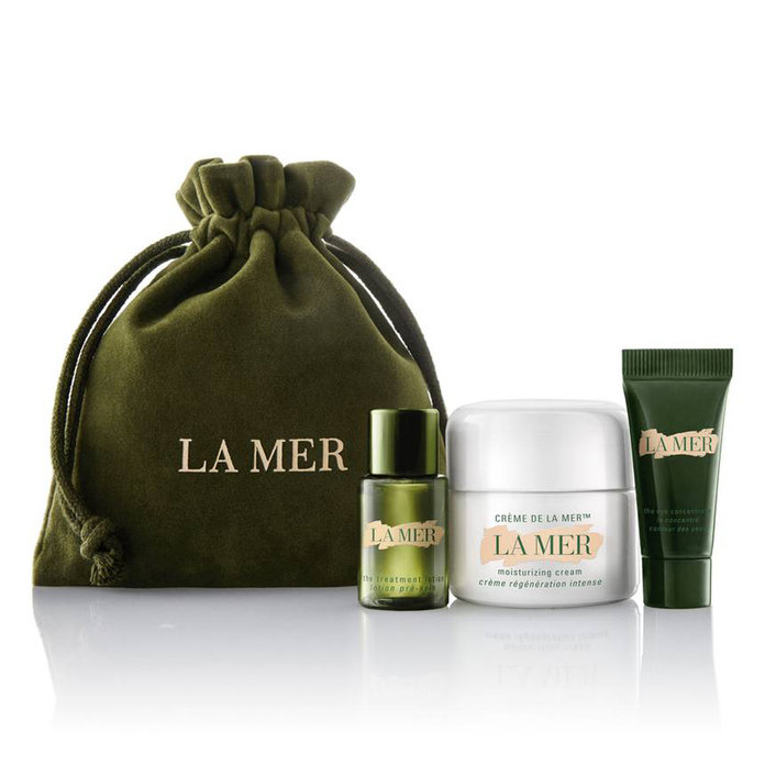 <p>La Mer Mini Miracles Collection</p>