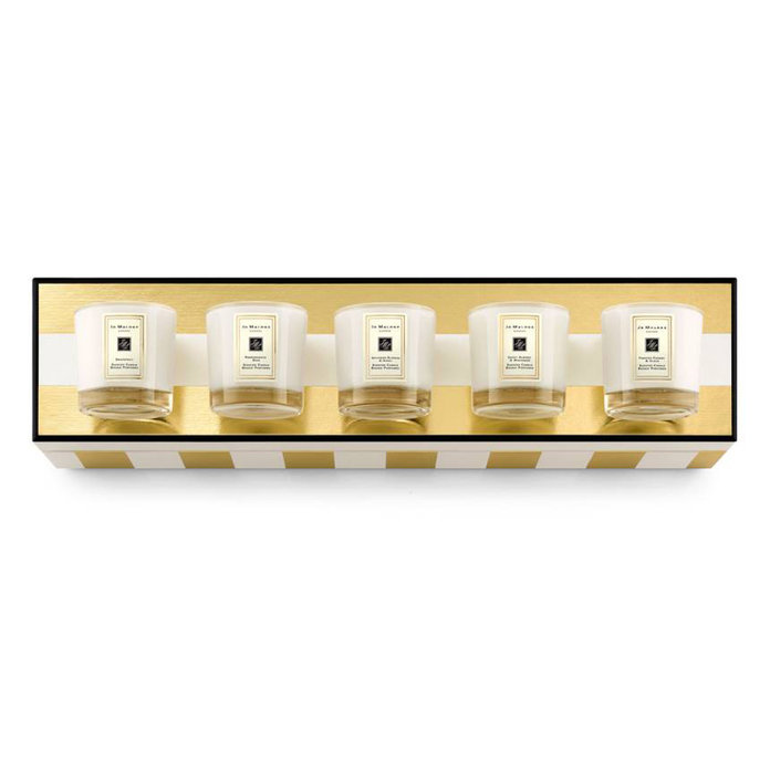 <p>Jo Malone London Christmas Miniture Candle Collection </p>