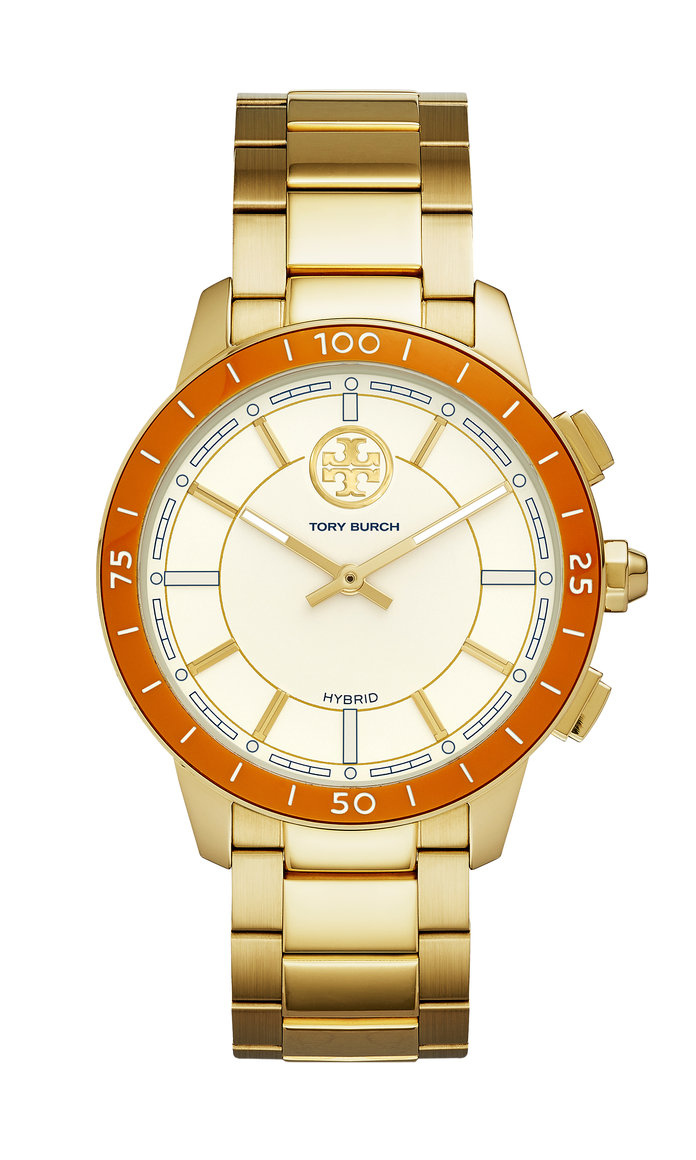 <p>The Bold Bezel with Linked Strap</p>