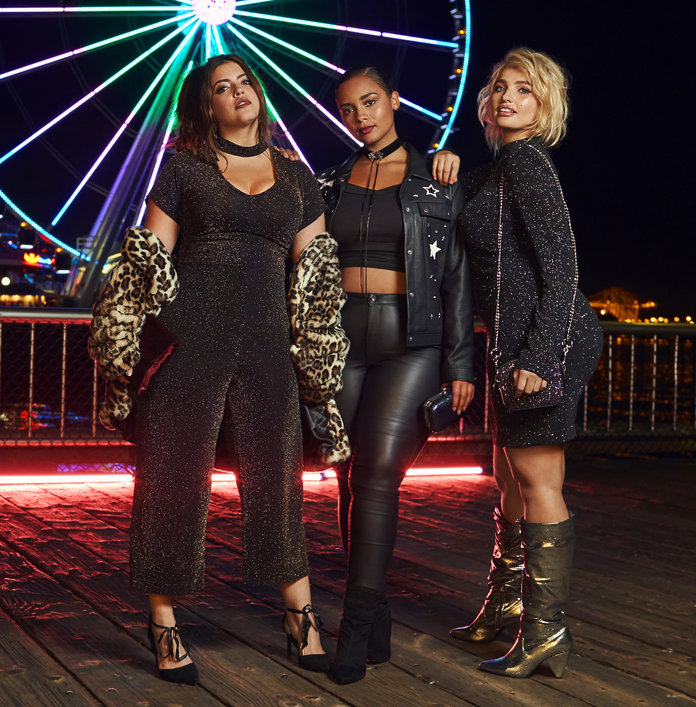 <p>The Girls Night Out Showstoppers</p>