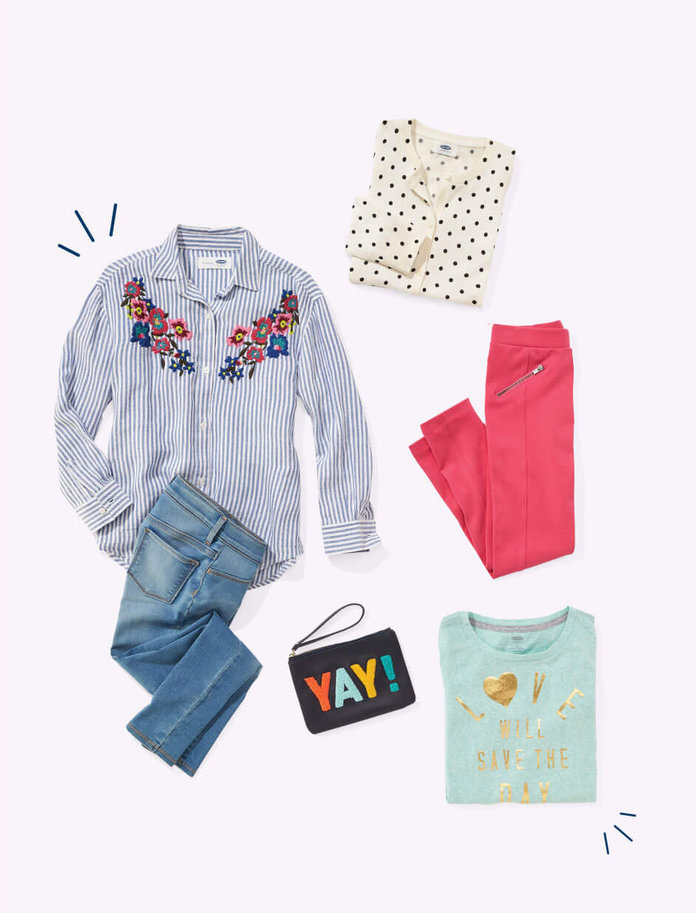 Old Navy Superbox