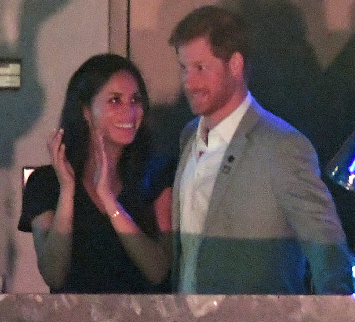 Prince Harry and Meghan Markle Relationship - 1