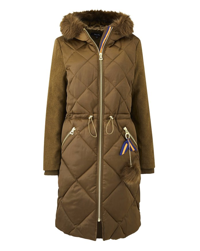 <p>a puffer that is just as stylish as it is warm by Simply Be</p>