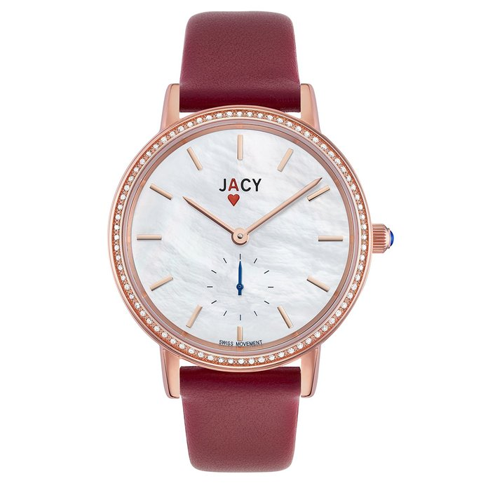 <p>A neutral watch that's not black by Jacy</p>