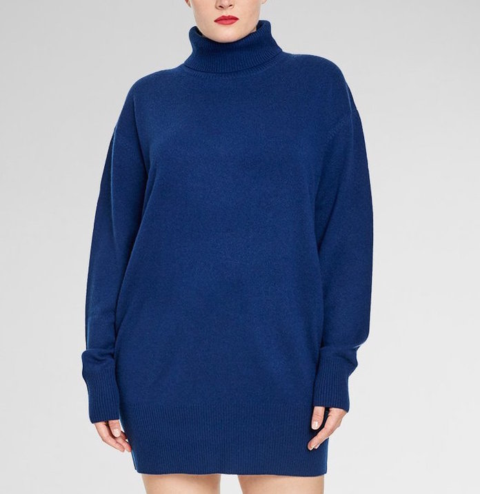 The Modernized Turtleneck