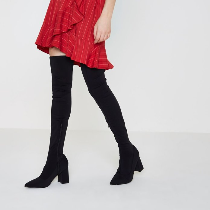 We've Found The Perfect Pair Of Over-The-Knee Boots For Only £40