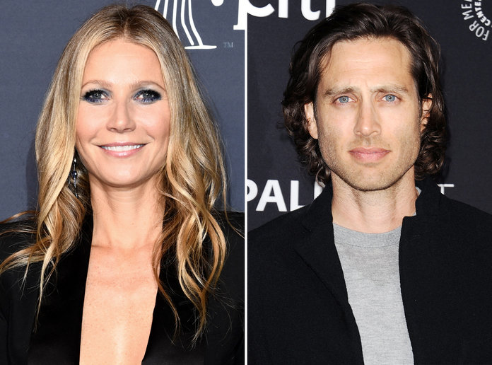 Gwyneth Paltrow is officially an engaged woman