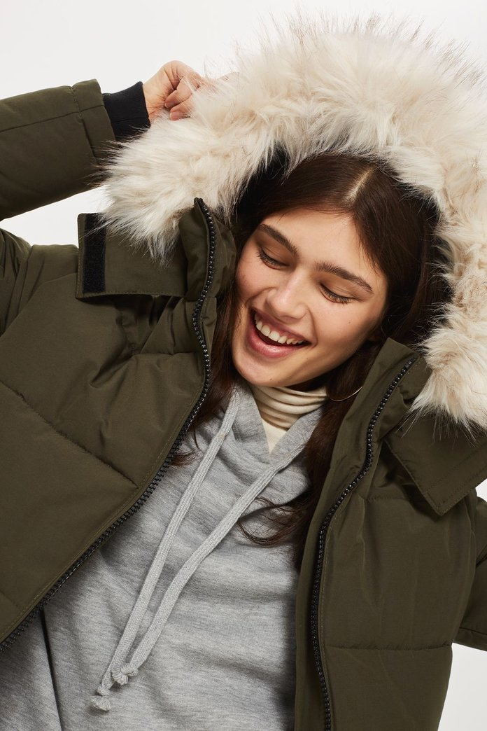 Buy This Puffa Jacket for £55. Never Moan About The Cold Again