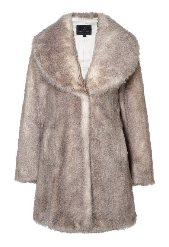 Unreal Fur's Luxe Coat