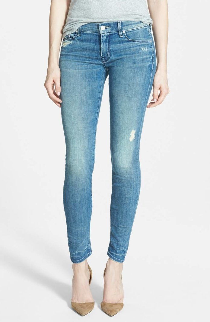 'The Looker' Skinny Stretch Jeans