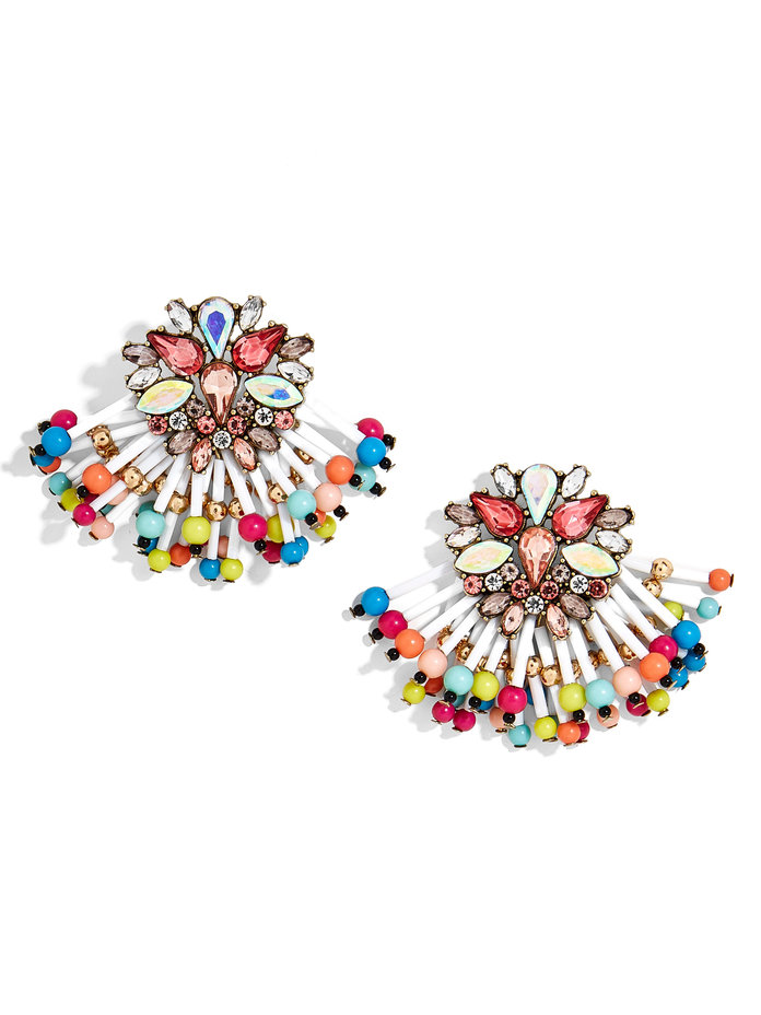 BaubleBar ENCHANTRESS DROP EARRINGS