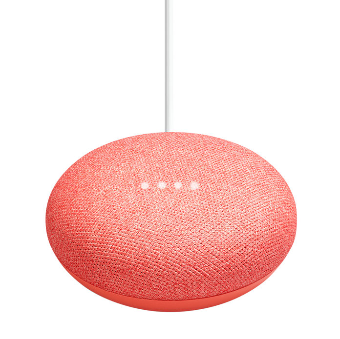 <p>GOOGLE HOME MINI</p>