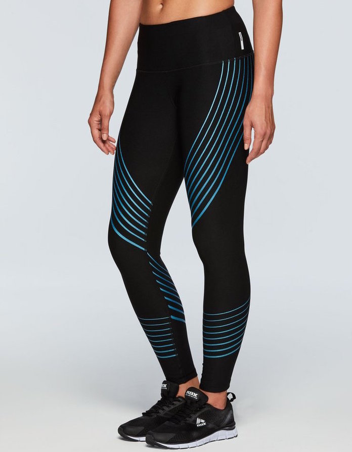 RBX Contour Graphic Leggings
