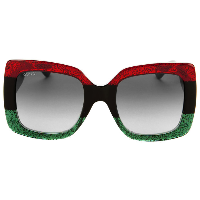 <p>Gucci Oversized Shades</p>