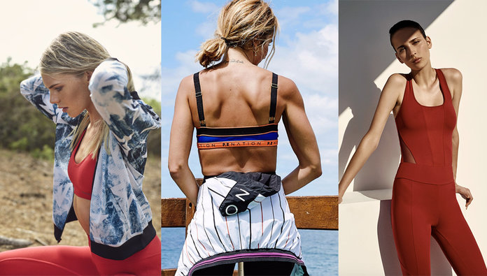 4 New Sportswear Brands That Will Get You Back In TheGym