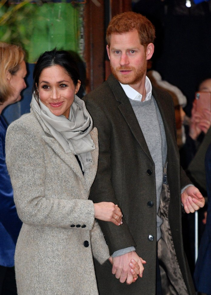 Meghan Markle Just Wore A £45 Jumper From Marks & Spencer