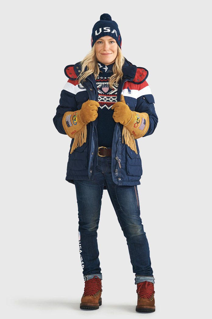 the best 2018 winter olympic uniforms from around the. Black Bedroom Furniture Sets. Home Design Ideas