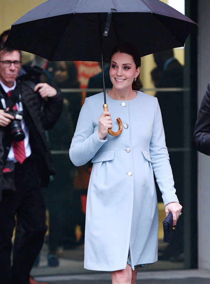 Is Kate Middleton Planning To Give Birth To Her Third Child At Home?