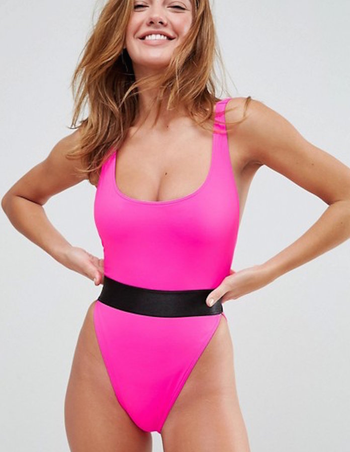 f8a283cde01 ASOS New Eco-Friendly Swim Line | InStyle.com