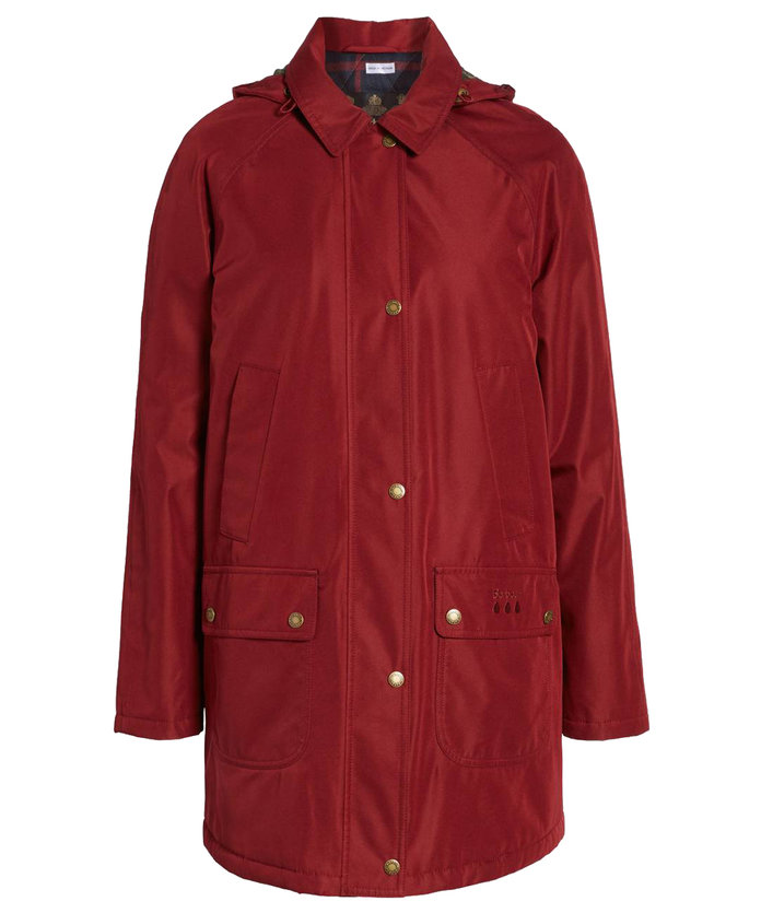 <p>LONGER WATERPROOF JACKET</p>