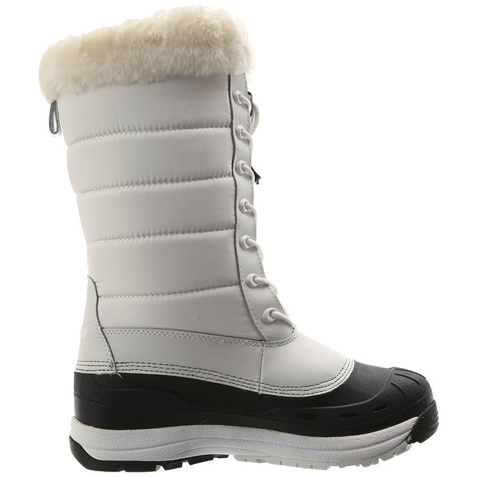 <p>WATERPROOF QUILTED SNOW BOOTS </p>