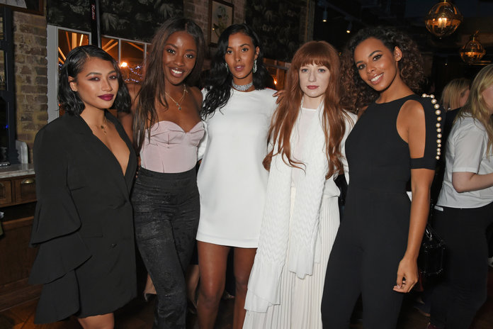 See Every Single Celebrity Who Came To OurInStyle EE Rising Star Party
