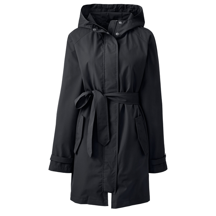 Lands End Raincoat