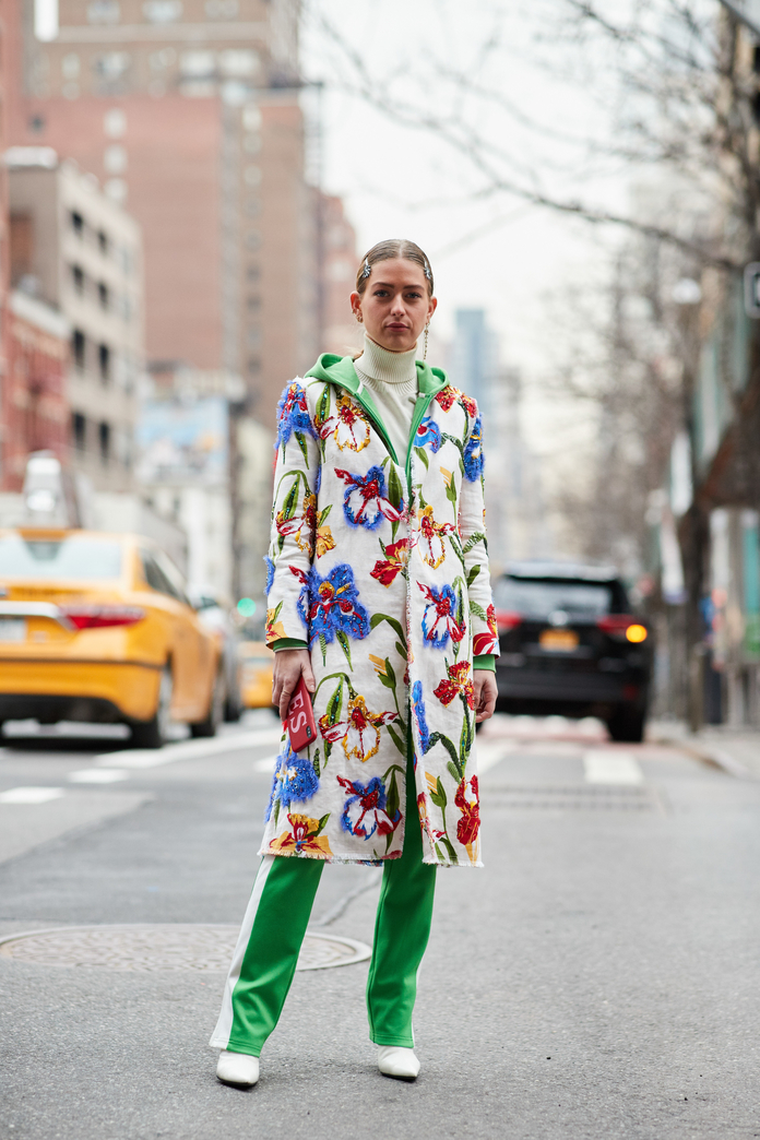 The Best Street Style Moments From New York Fashion Week