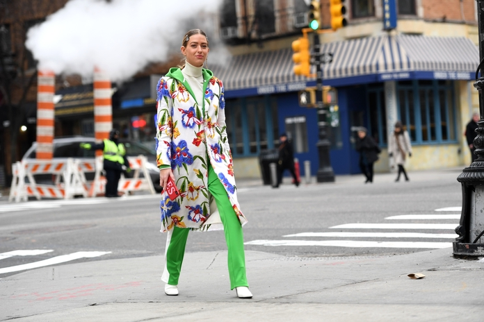 The NYFW Street Style Looks That'll Inspire Your Winter Wardrobe