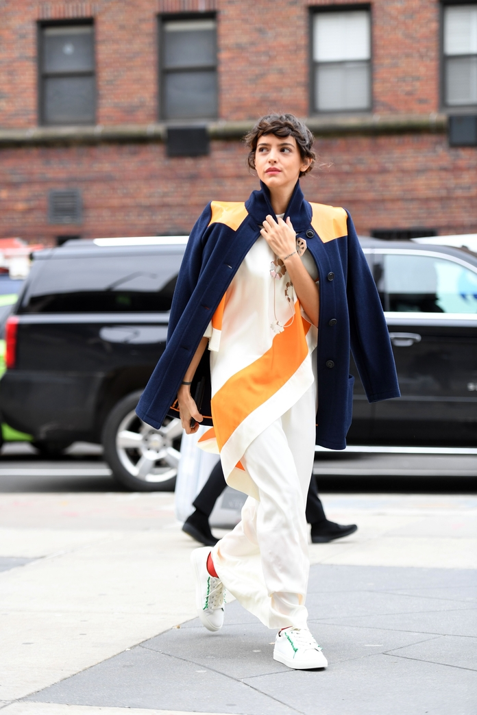 New York Fashion Week Street Style The Looks We Need To