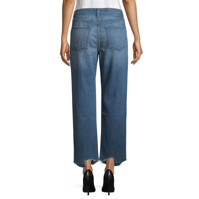 <p>J Brand High Rise Cropped</p>
