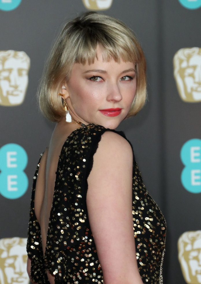 Mary Greenwell On How To Get Haley Bennett's <em>Exact</em> BAFTA Beauty Look