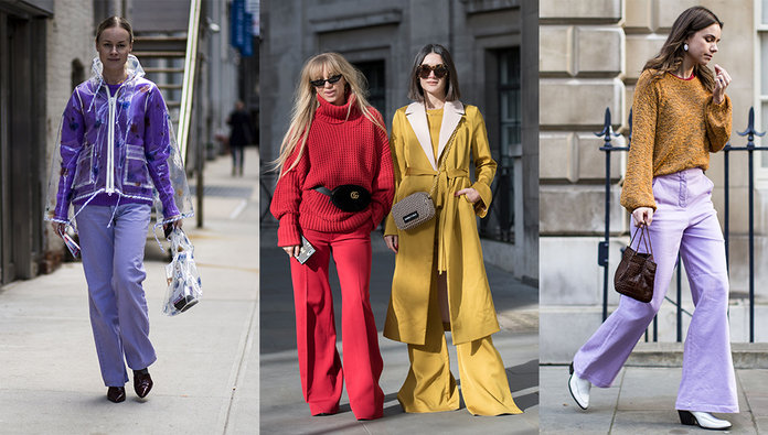 The LFW Colour Blocking Trend That's Perfect For Spring, But How Will <em>You</em> Wear It?