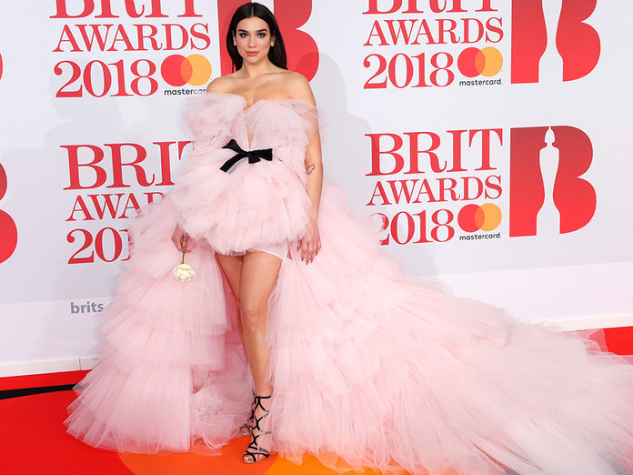 Dua Lipa's Speech At The BRIT Awards Was All About Women And We're Feeling It