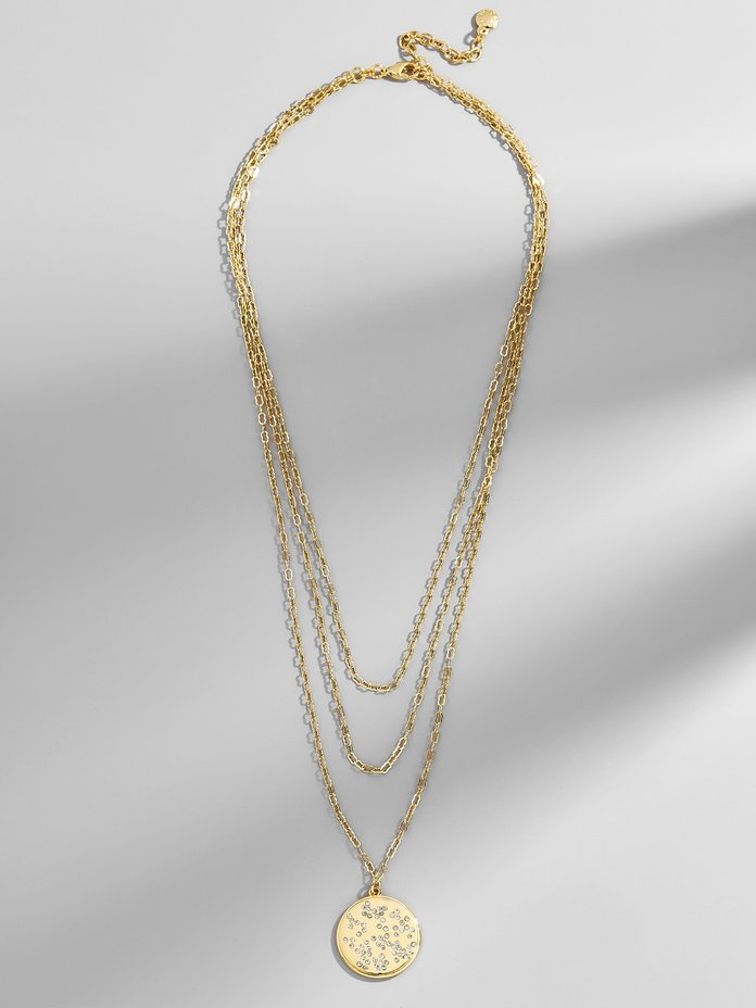 MOONSTRUCK LAYERED NECKLACE