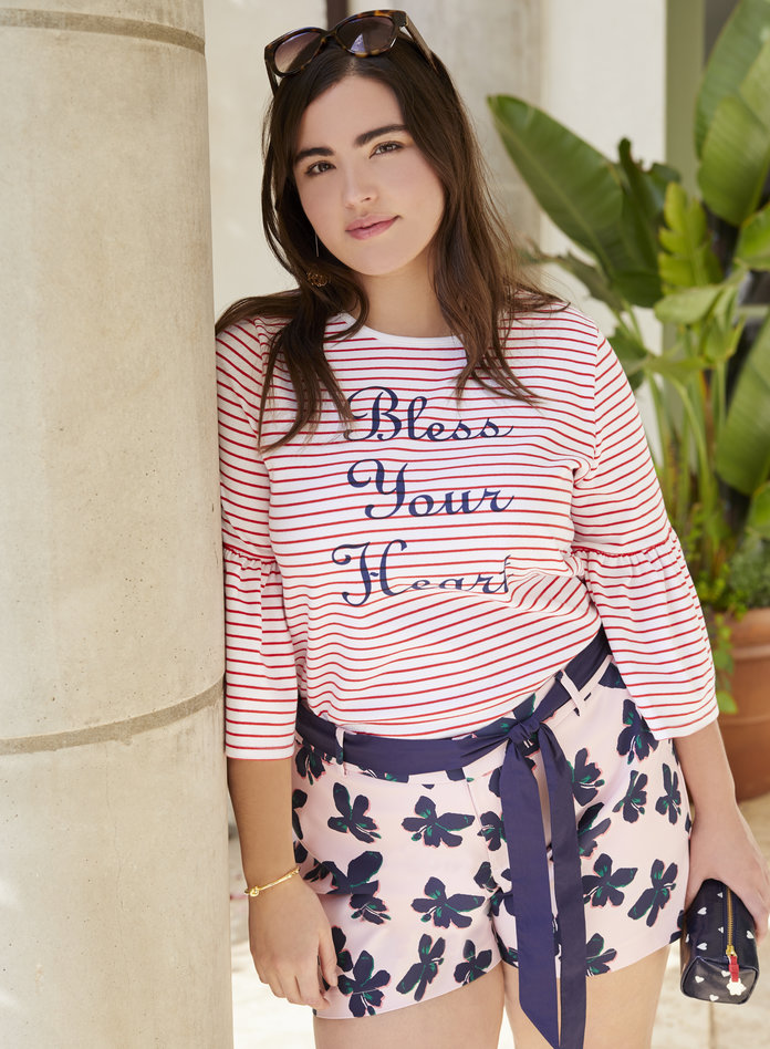 Draper James and Eloquii Just Collabed on the Cutest Plus-Size Spring Capsule