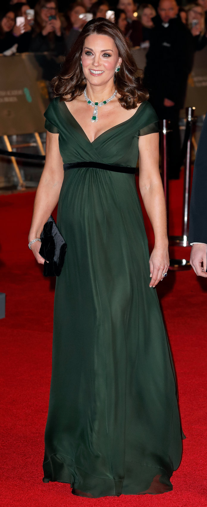 Kate Middleton Green