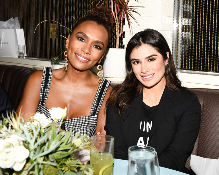 Janet Mock and Diane Guerrero