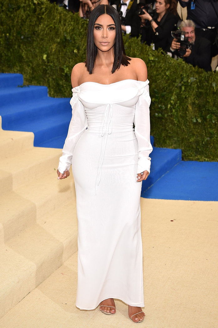 Will Kim Kardashian and Kanye West Attend the 2018 Met ...