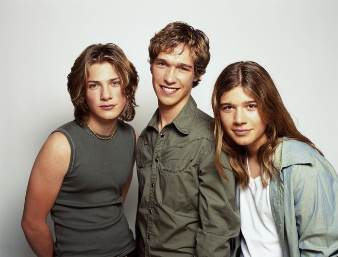 Hanson Brothers 90s band